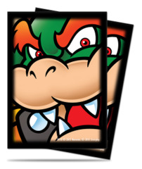 Super Mario Ultra Pro Sleeve 65ct. - Bowser (#84594)