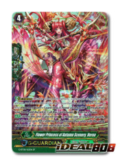 Flower Princess of Autumn Scenery, Verna - G-BT08/S12EN - SP