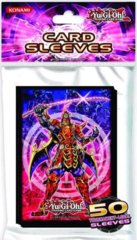 Konami 5D's Legendary Six Samurai - Shien Small Sleeves (50ct)