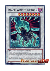 Black-Winged Dragon - Super Rare - DP11-EN016 on Ideal808