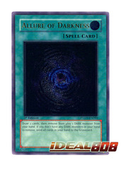 Allure of Darkness - PTDN-EN084 - Ultimate Rare - Unlimited Edition