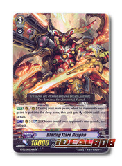 Blazing Flare Dragon - Triple Rare (RRR) - BT02/005EN on Ideal808