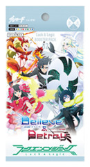L&L-BT02 Believe & Betray (Japanese) Luck & Logic Booster Pack