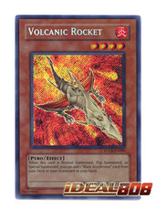 Volcanic Rocket - FOTB-EN000 - Secret Rare - 1st Edition