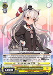 9th Kagero-class Destroyer, Amatsukaze [KC/S31-E016SSP SSP (SIGNED FOIL)] English