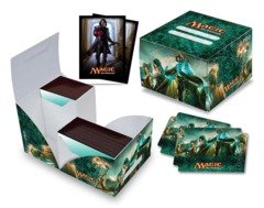 Magic the Gathering Conspiracy Dual Deck Box & 80ct Sleeve Pack - Dack Fayden (#86168)