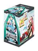 Hatsune Miku -Project DIVA- f (English) Weiss Schwarz Booster Box * In-Stock Now!! on Ideal808