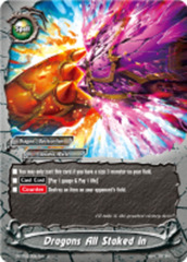 Dragons All Stacked in [D-BT02/0067EN U] English