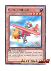 Goblindbergh - BP01-EN219 - Starfoil Rare - Unlimited Edition