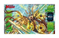 Case Topper Promo Playmat - [Wolf Fang Liberator, Garmore] BT12 Binding Force of the Black Rings