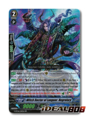 Witch Doctor of Languor, Negrolazy - G-BT06/019EN - RR