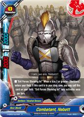 Combatant, Nebatt - H-EB02/0023 - R - Foil