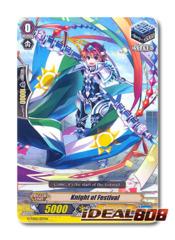 Knight of Festival - G-TD02/017EN - TD (common ver.)