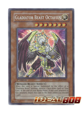 Gladiator Beast Octavius - Secret - GLAS-EN000 (Unlimited) on Ideal808