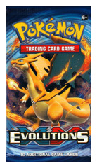 XY Evolutions (XY12) Pokemon Booster Pack