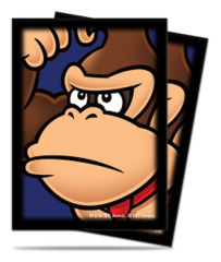 Super Mario Ultra Pro Sleeve 65ct. - Donkey Kong (#84669)