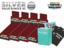 FC-Buddyfight D-BT02A Bundle (B) Silver - Get x4 Four Dimensions Alternate Booster Box + FREE Bonus Items
