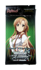 Sword Art Online Vol.2 (English) Weiss Schwarz Booster Pack * In-Stock Now on Ideal808