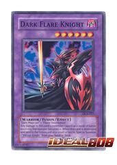 Dark Flare Knight - DCR-017 - Super Rare - 1st Edition