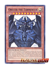 Obelisk the Tormentor - BP01-EN021 - Starfoil Rare - 1st Edition on Ideal808