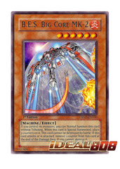 B.E.S. Big Core MK-2 - CRMS-EN030 - Rare - 1st Edition