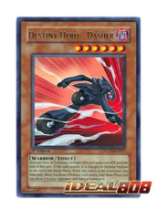 Destiny Hero - Dasher - POTD-EN017 - Rare - Unlimited Edition