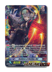 Goddess of Decline, Hel - G-BT04/S10EN - SP