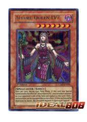 Allure Queen LV7 - CDIP-EN008 - Ultra Rare - 1st Edition