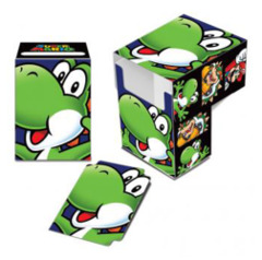 Super Mario Ultra Pro Deck Box - Yoshi (#84665)
