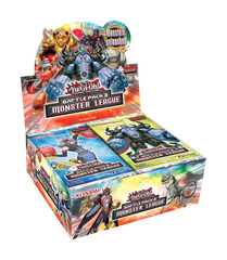 Yugioh Battle Pack 3: Monster League Booster Box (1st Edition)