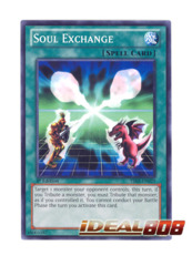 Soul Exchange - YSKR-EN029 - Common - 1st Edition