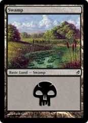 Swamp (290) - Foil on Ideal808
