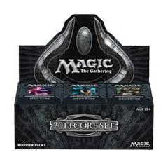 Magic 2013 (M13) Core Set Booster Box