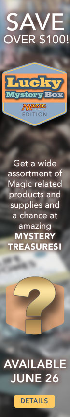 Lucky Mystery Box: Magic the Gathering Edition
