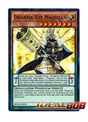 Dharma-Eye Magician - BOSH-EN096 - Super Rare - Unlimited Edition