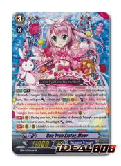 Duo True Sister, Meer (White) - EB10/S03EN-W - SP