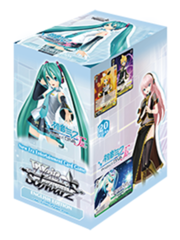 Hatsune Miku: Project DIVA F 2nd (English) Weiss Schwarz Booster Box