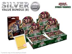 Yugioh Invasion: Vengeance Bundle (B) Silver - Get x4 Booster Boxes + Bonus Items (See Description) * PRE-ORDER Ships Nov.4