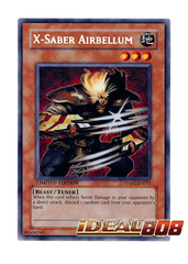 X-Saber Airbellum - HA01-EN011 - Secret Rare - Limited