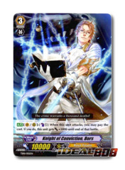 Knight of Conviction, Bors - TD01/002EN - TD (Rare ver.)