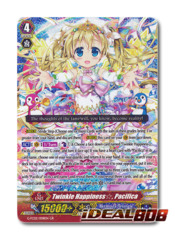Twinkle Happiness, Pacifica - G-FC02/008EN - GR