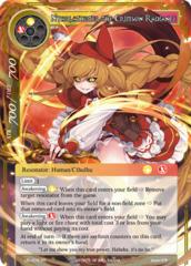 Nyarlathotep, the Crimson Radiance [LEL-079 SR (Textured Foil)] English