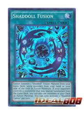 Shaddoll Fusion - DUEA-EN059 - Super Rare - Unlimited Edition