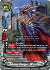 Schloss Dragon, Wanstein [D-BT02/0061EN U (FOIL)] English