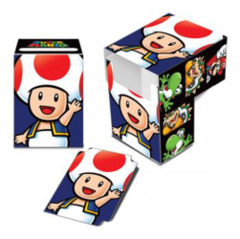 Super Mario Ultra Pro Deck Box - Toad (#84671)