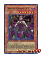 Allure Queen LV7 - CDIP-EN008 - Ultra Rare - Unlimited Edition