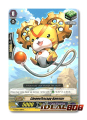 Chronotherapy Hamster - G-TD09/018EN - RRR (Hot Stamp Foil)
