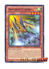 Armored Cybern - SDCR-EN011 - Common - 1st Edition