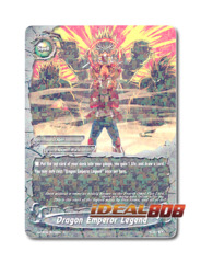 Dragon Emperor Legend [H-EB04/0075EN R (FOIL)] English