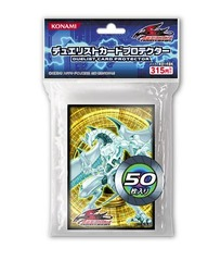 5D's Shooting Star Dragon Small Sleeves (50ct) on Ideal808